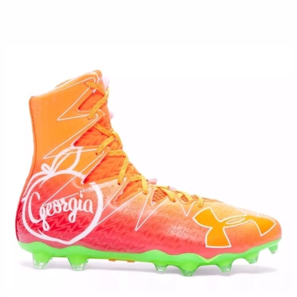Under Armour Mens Cleat Georgia Limited